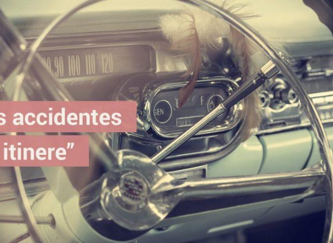 Los accidentes con baja 'in itinere' crecen un 6%, por encima de los causados durante la jornada laboral