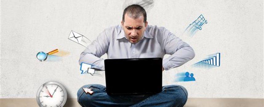 Cinco consejos para enfrentar el tecnoestrés laboral