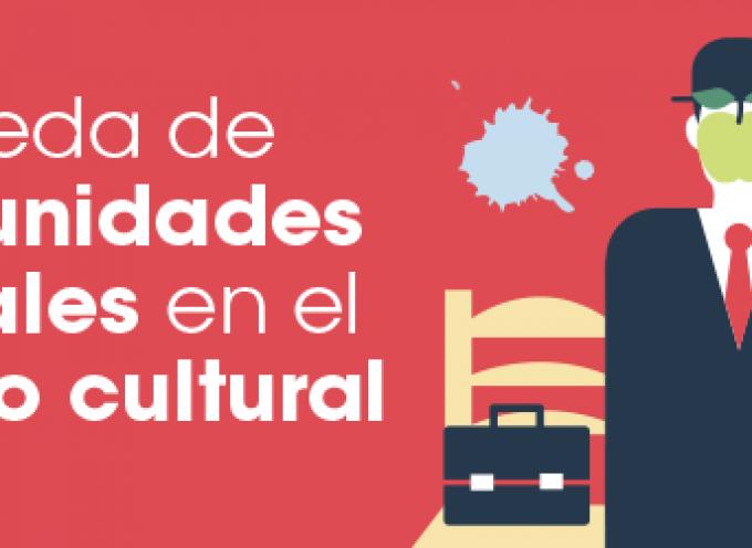 BÚSQUEDA DE OPORTUNIDADES LABORALES EN EL ÁMBITO CULTURAL