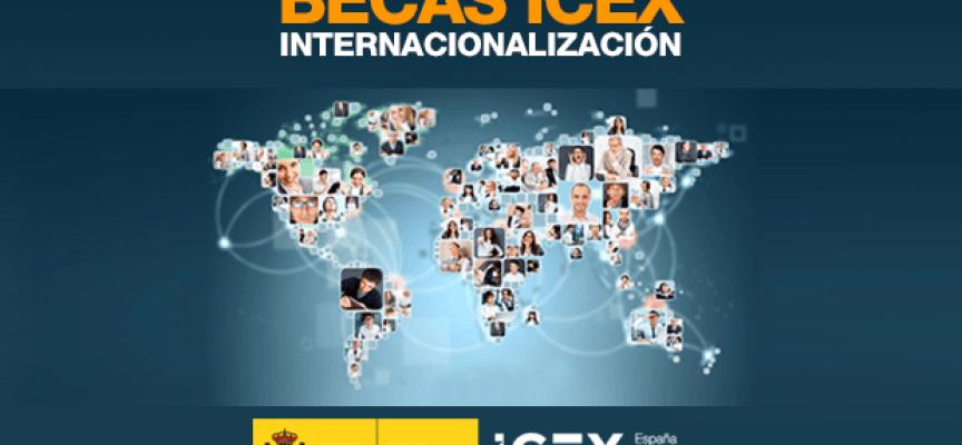 Abierta inscripción Becas de Internacionalización Empresarial ICEX 2019 – Plazo 17/05/2017