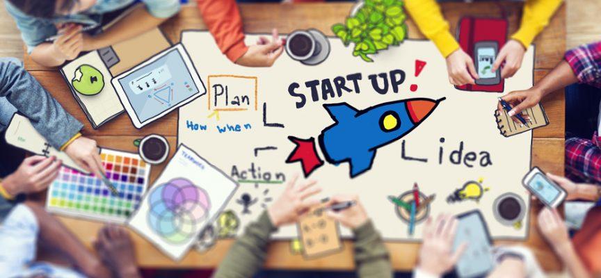 Infografía: 6 pasos para que tu startup despegue