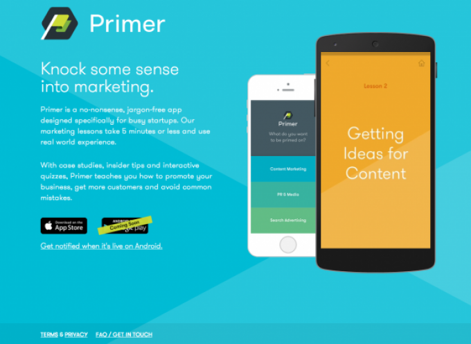 Google Primer, una manera simple, rápida y gratuita de aprender sobre #MarketingDigital