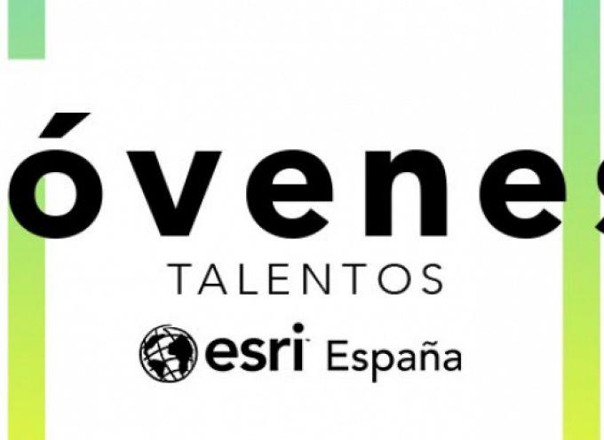 Esri selecciona Jóvenes Talentos para el primer programa de formación GIS