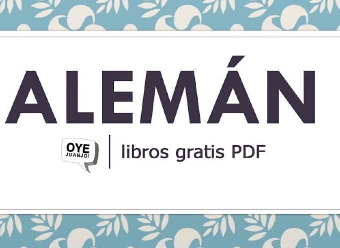 10 libros PDF para aprender alemán gratis