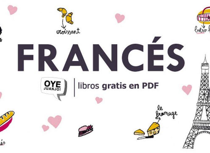 10 libros gratis en PDF para aprender francés