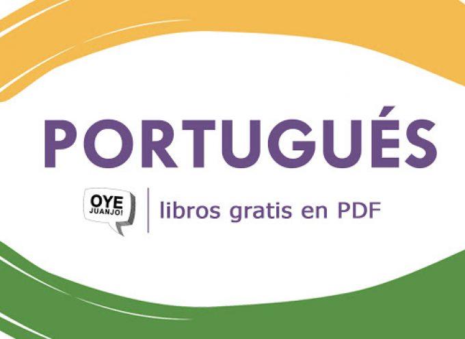 10 libros PDF para aprender portugués gratis