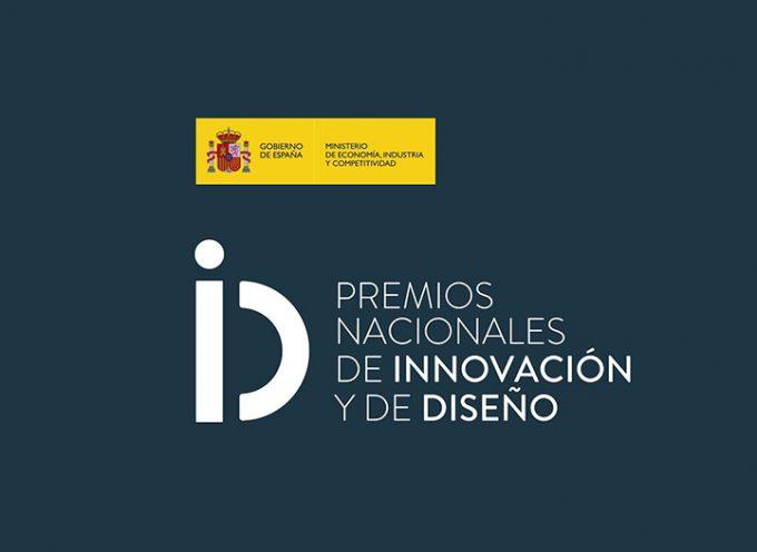 Se convocan los Premios Nacionales de Innovación y de Diseño 2017 – Plazo 8 de junio