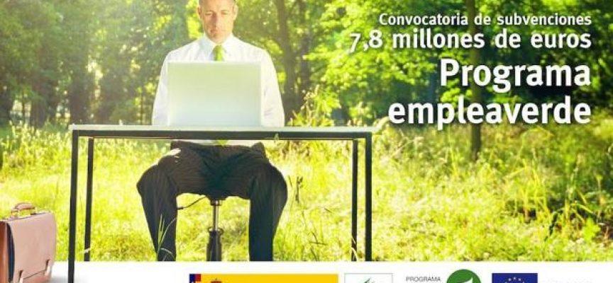 Empleaverde, una nueva vía de generación de empleo