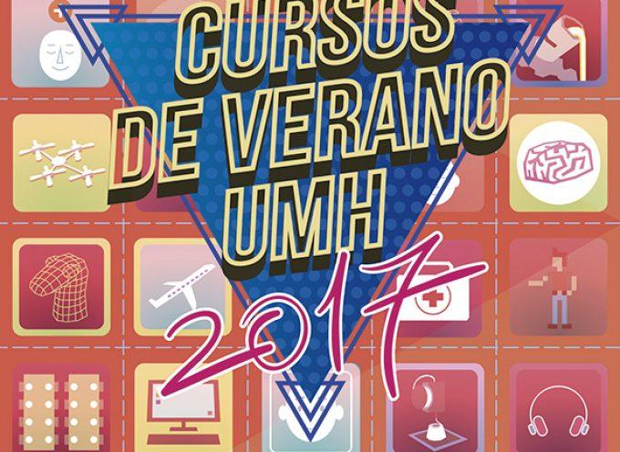 Cursos de verano 2017 – Universidad Miguel Hernández