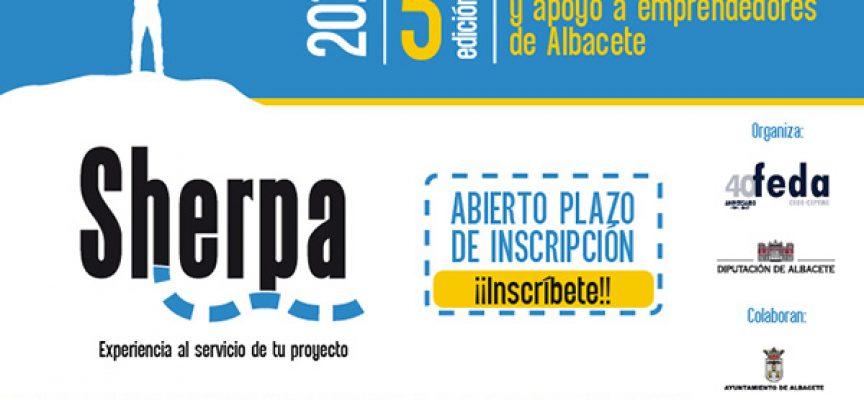 5ª Edición del Programa Sherpa 2017 de apoyo a emprendedores – #Albacete