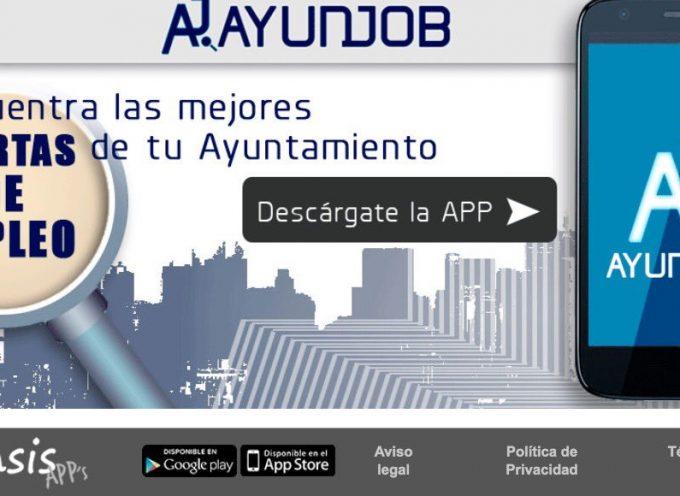 El Ayuntamiento de Pozuelo. App de Empleo, Ayunjob Pozuelo