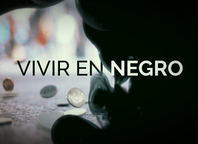 PAÍSES CON MAYOR ECONOMÍA SUMERGIDA #INFOGRAFIA
