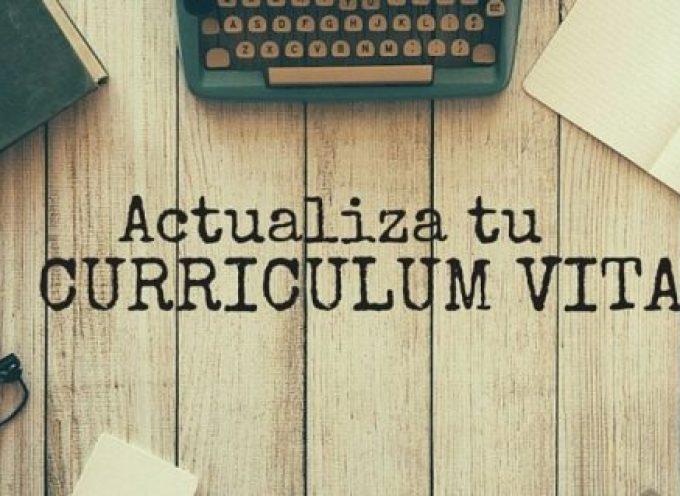Cómo hacer un currículum vitae eficaz