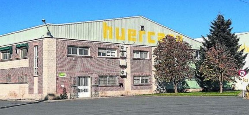 Huercasa creará 80 empleos en sus nuevas instalaciones