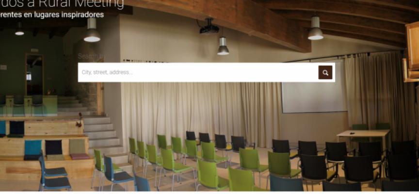 Lanzan la primera plataforma online para la organización de reuniones de trabajo en entornos rurales