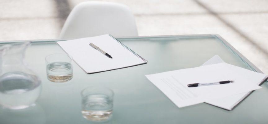 ¿Qué debo hacer después de una entrevista de trabajo?