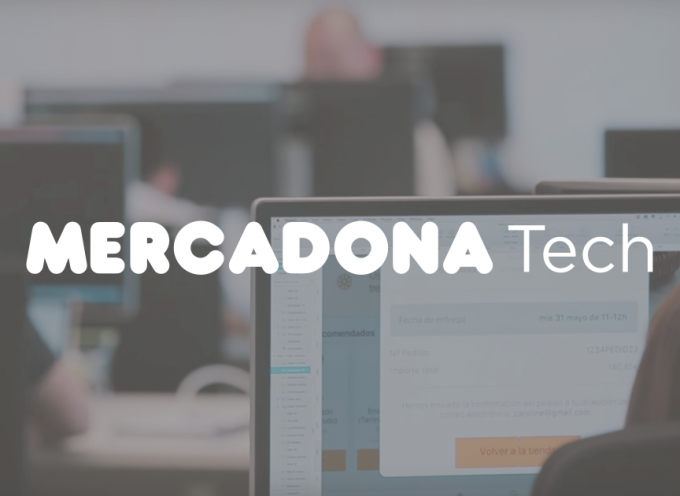 Ofertas de trabajo en el nuevo Mercadona Tech