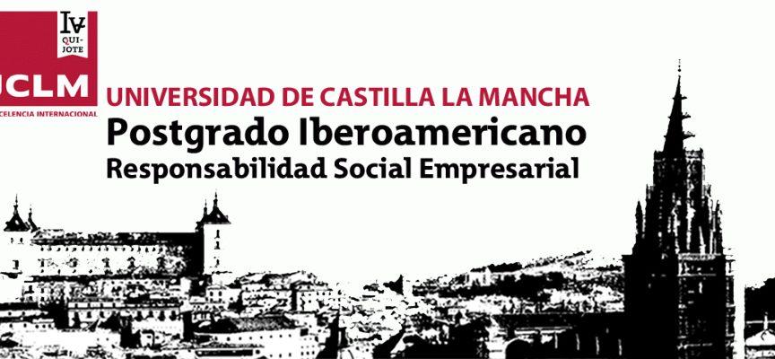 VI edición del Postgrado Iberoamericano en Responsabilidad Social Empresarial – Toledo febrero de 2018