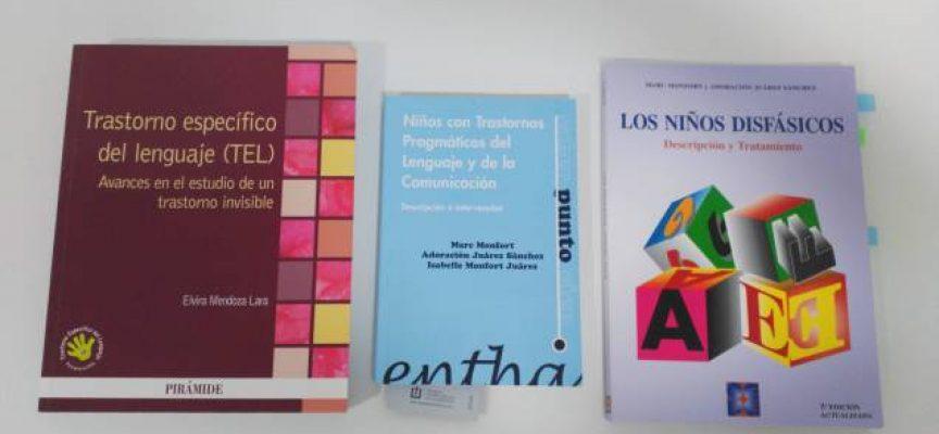 3 libros sobre trastornos del lenguaje y la comunicación