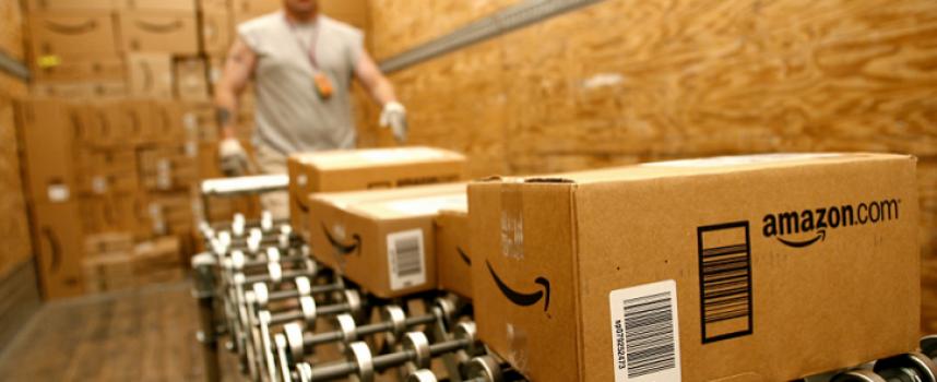 Amazon anuncia las primeras ofertas de trabajo en centros de Aragón