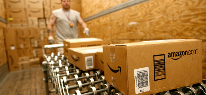 Amazon creará 80 empleos este año en una estación logística en Sevilla