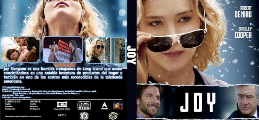 Joy (Película sobre Emprendimiento)