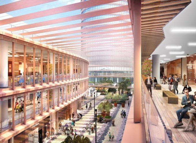 El centro comercial Torre Sevilla generará 1.500 empleos directos e indirectos