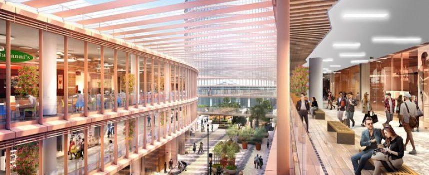VIPS y Starbucks crearán empleos en el Centro Comercial Torre Sevilla