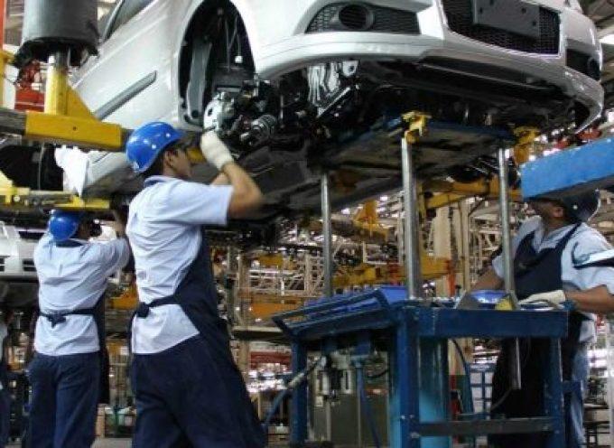 El empleo en el sector de componentes de automoción en España