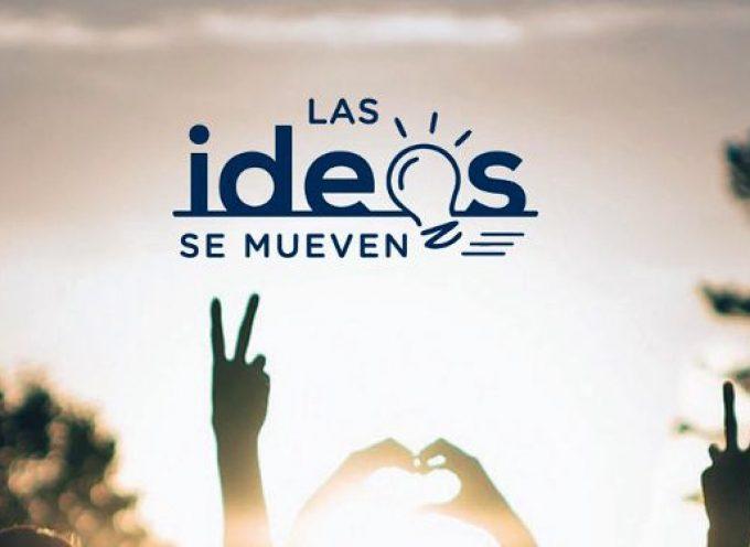 """Participa en la 3ª edición del concurso """"Las Ideas se Mueven"""" – Plazo 12 noviembre 2017"""