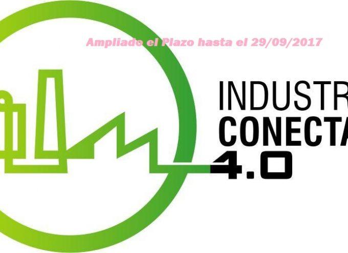 #Subvenciones para empresas de #CastillaLaMancha –  Industria Conectada 4.0 – Ampliado el plazo al  29/09/2017