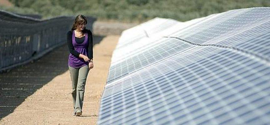 Medio Ambiente da luz verde al megaparque solar que Gas Natural Fenosa proyecta en Ciudad Real