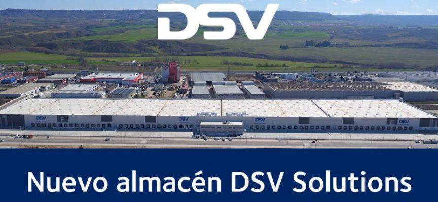 DSV Solutions Spain creará 200 empleos en su nuevo centro logístico de Madrid