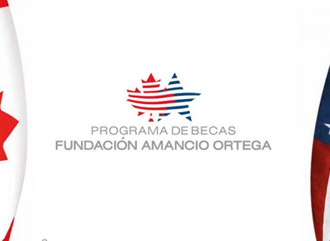 Becas Fundación Amancio Ortega 2018-2019 – Plazo 20/10/2017