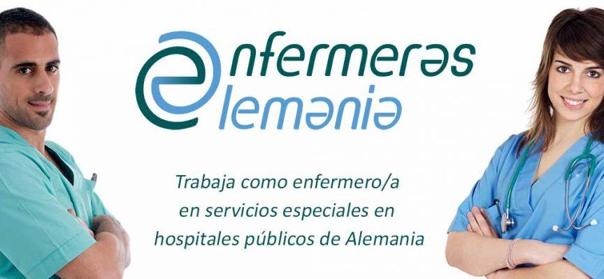 Programa ALEMÁN + EMPLEO PÚBLICO. Para enfermer@s
