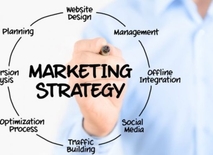 Cómo realizar una estrategia de marketing en 5 pasos