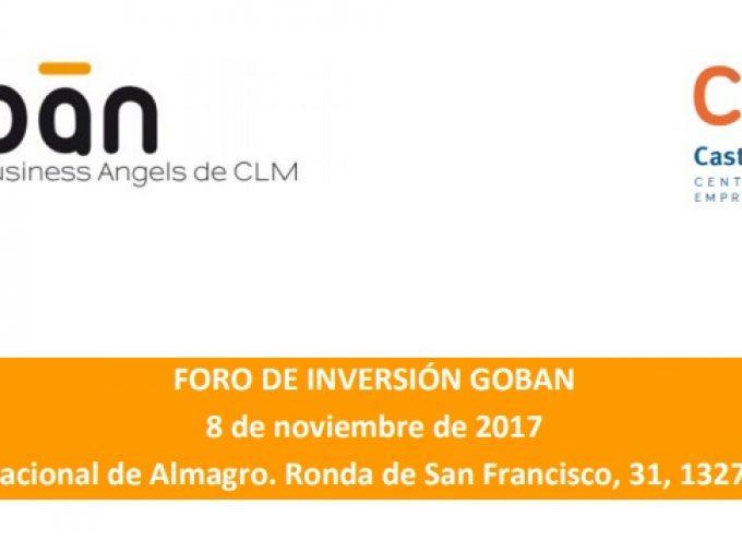 XVII FORO DE INVERSIÓN DE CASTILLA-LA MANCHA – 8/11/2017