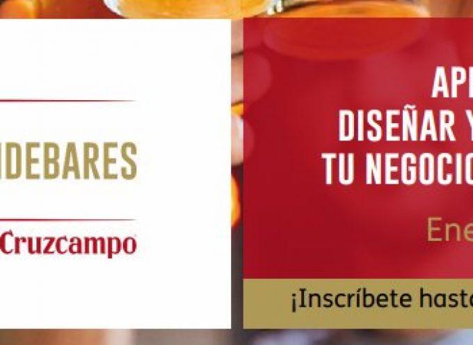 'Emprendebares': Formación gratis para emprendedores que quieran abrir su propio bar – Inscripción hasta el 11/12/2017