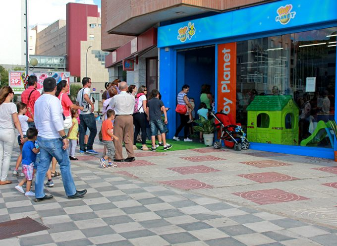 Se crearán 500 empleos en Toy Planet