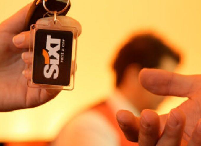 Selección de 40 trabajadores para la empresa Sixt