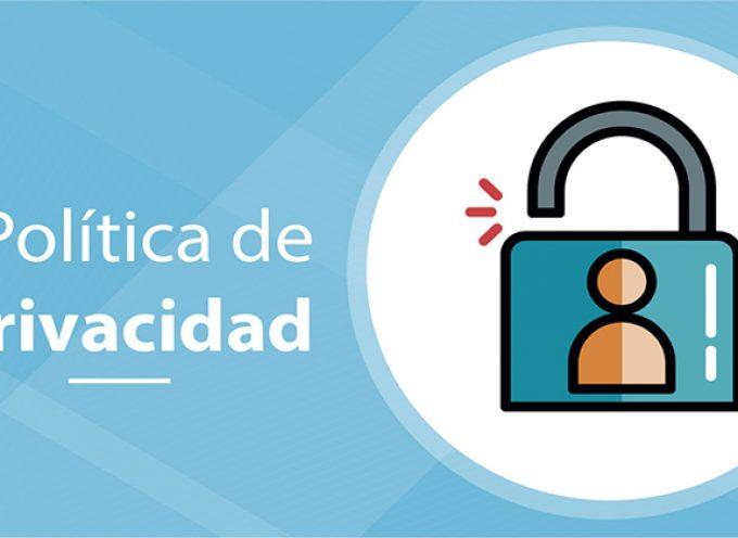 Aspectos legales de la política de privacidad de tu web o APP.