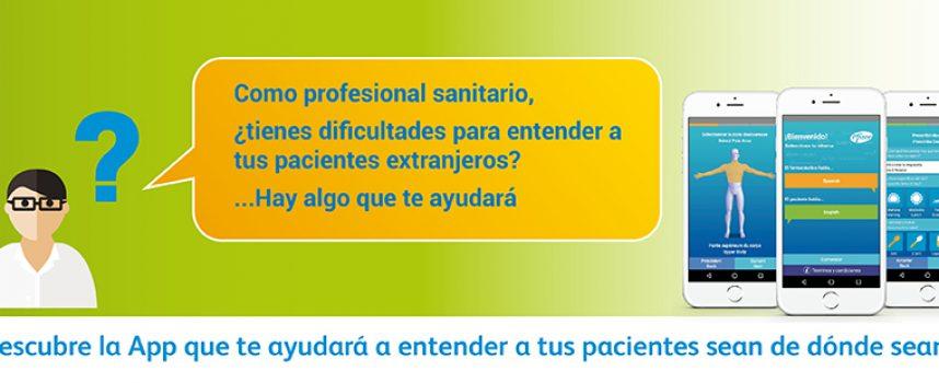 Una app ayuda a profesionales sanitarios y pacientes a entenderse en diferentes idiomas