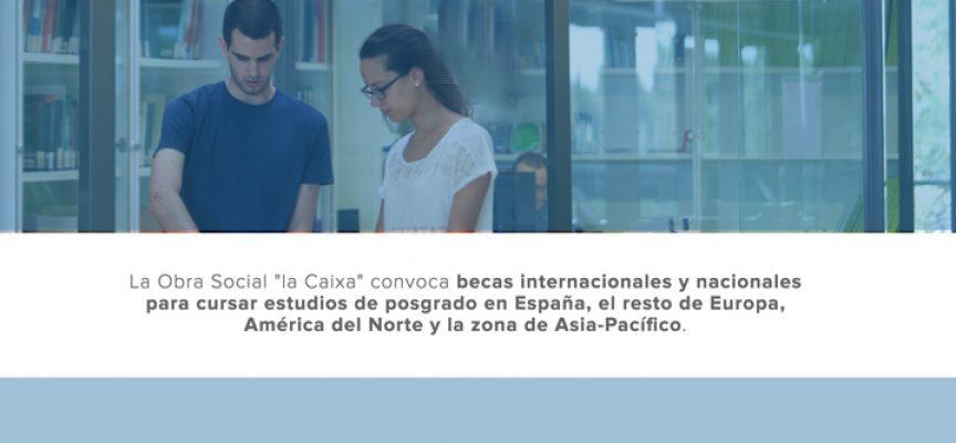 Apertura de 197 becas para estudiar en España, Europa, América y Asia
