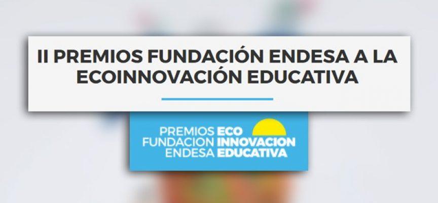 Premios Fundación Endesa a la Ecoinnovación Educativa – Plazo 15/12/2017