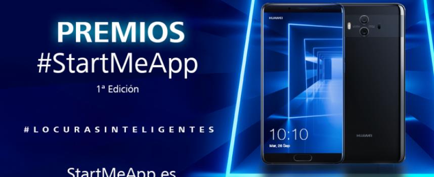 Los premios #StartMeApp, en busca del talento tecnológico español – Plazo 31/12/2017