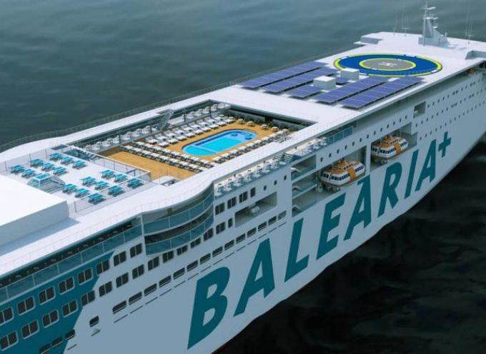 Trabajar en Baleària: Empleo y Prácticas en España