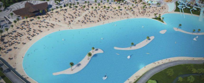 Una playa artificial en Guadalajara creará 300 empleos