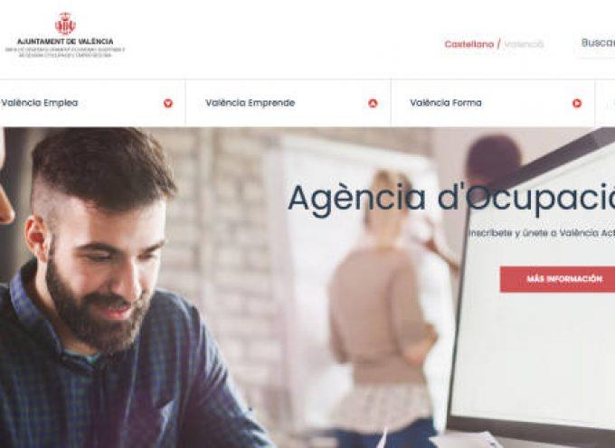 300 Contratos laborales y más de 60 cursos gratuitos en competencias digitales #Valencia