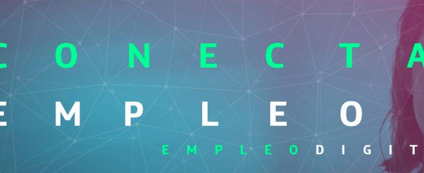 Conecta Empleo, Empleo Digital de @FundacionTef
