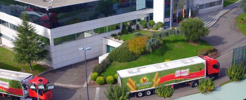 El Grupo Coren contratará 176 personas en su centro Avícola Friol 1 #Lugo